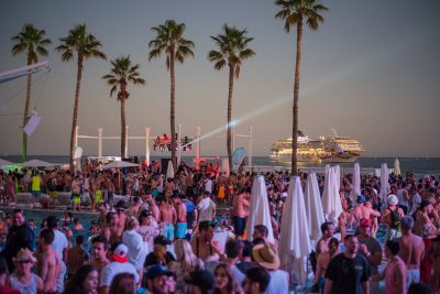 Groove Cruise Cabo ME Cabo Pool Party