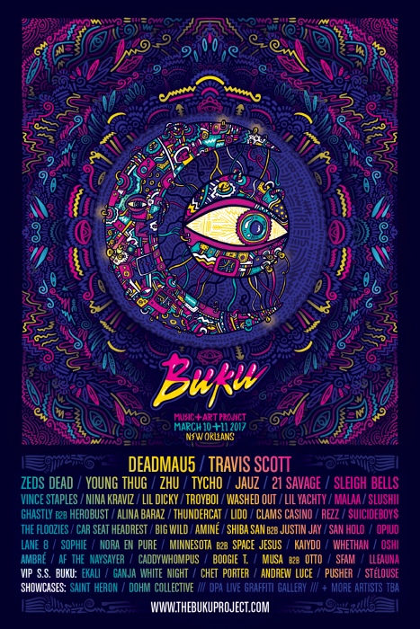 Buku Music and Arts Festival