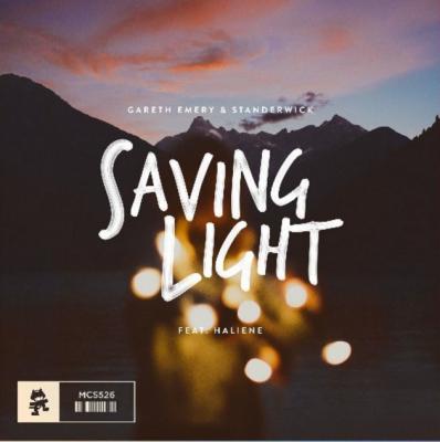 'Saving Light' feat. HALIENE