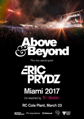 Miami Music Week Above & Beyond Eric Prydz
