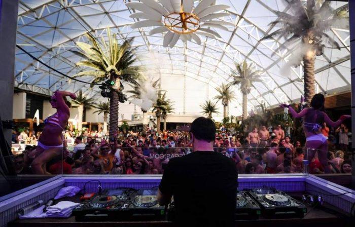 Marquee Dayclub Dome photo via 24/7 Vegas VIPFacebook