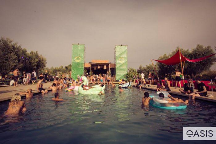 Oasis Festival photo via Oasis Facebook