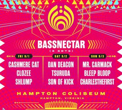 Bass Center X