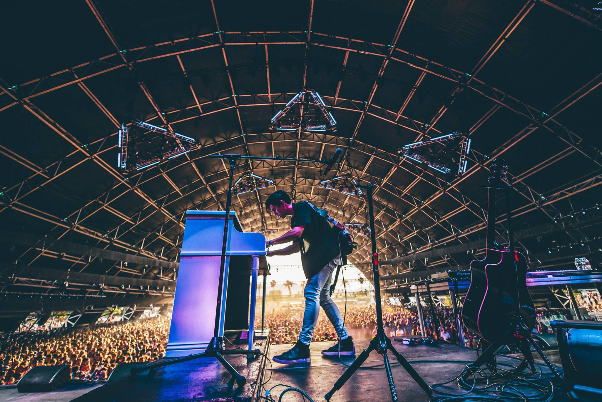 Gryffin Coachella set