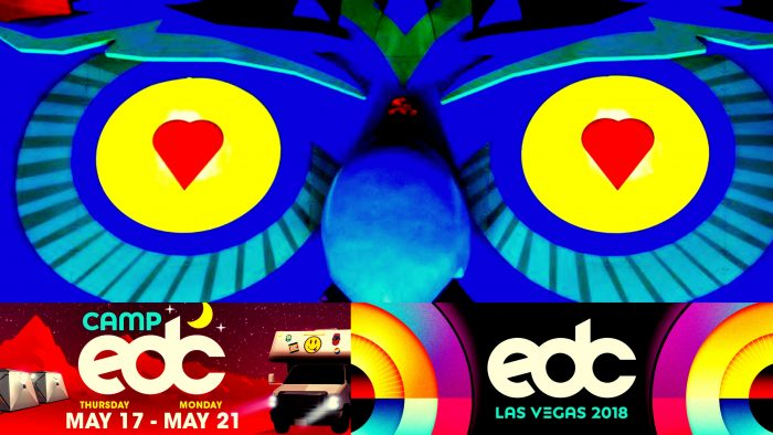 CAMP EDC - May 17 - May 21st ~ EDC Las Vegas 2018