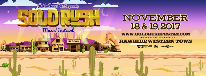 Goldrush Announces Themed Stages