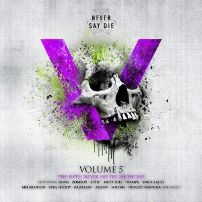 Never Say Die Vol. 5 - Mixed by SKisM