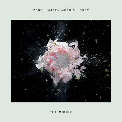 Zedd The Middle Single Art