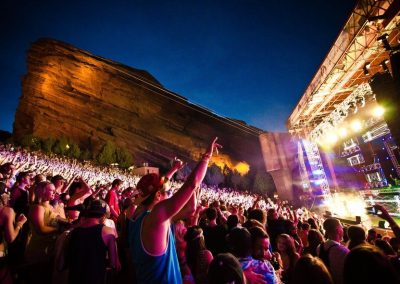 Red Rocks Venue