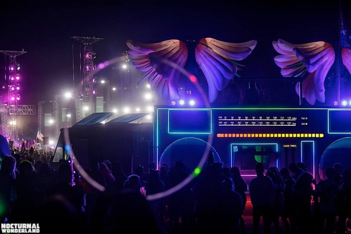 The Official Nocturnal Wonderland 2018 Stage Vibe Report