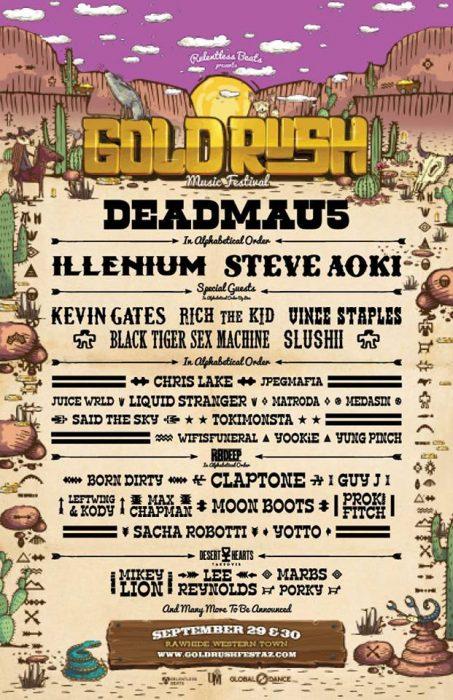 EDM Festival Calendar | EDM Events | Upcoming EDM Festivals