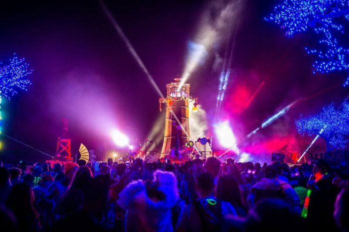 Take a Virtual Tour of North America's Longest Running Festival: Nocturnal Wonderland