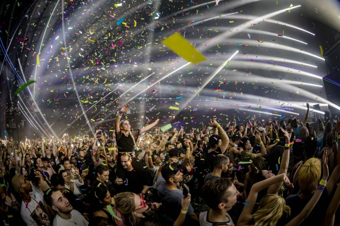 Zedd Sells Out Brooklyn Navy Yard for NYE Weekend