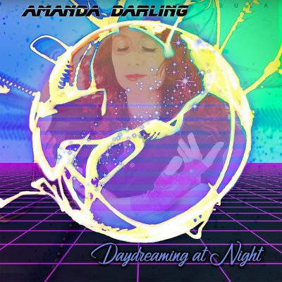 "Amanda Darling - ""Daydreaming at Night"" Cover Art"
