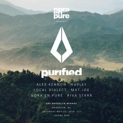Swiss Helvetic Nerd, Nora En Pure Makes Big Moves in 2019