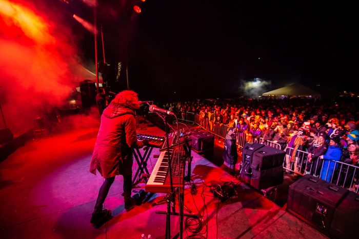 A Music Festival in the Middle of the Mountains: Experience Powabuga