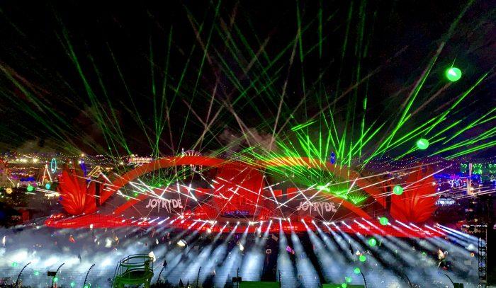 20 Exclusive Photos That Beautifully Capture EDC Las Vegas 2019