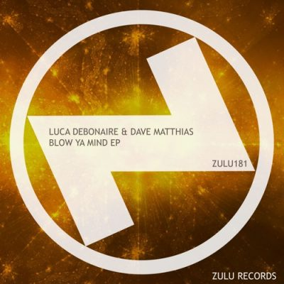 Luca Debonaire Returns to Zulu Records with Dave Matthias [thatDROP Premiere]
