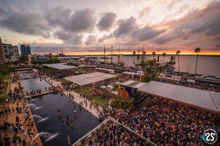 CRSSD Fall 2019 at Sunset