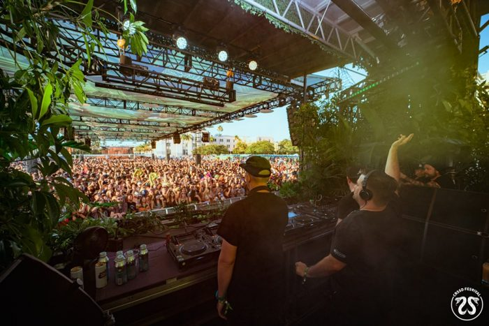 CRSSD Fall 2019 Palms Stage