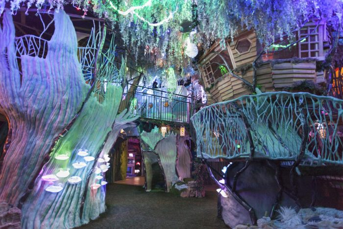 Dark Palace - A Three Day Meow Wolf Dance Party