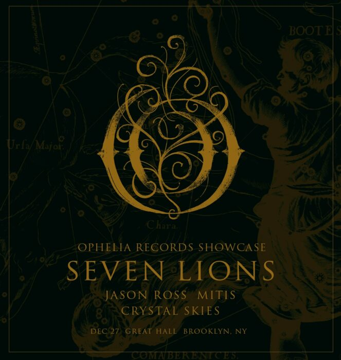 Seven Lions Brings Ophelia Records Back to New York