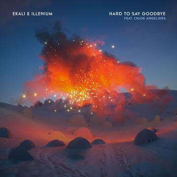 Ekali and Illenium Drop Rousing Collaboration 'Hard To Say Goodbye'
