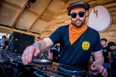Steve Darko Dirtybird Campout