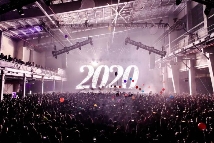 Above & Beyond Throw Massive NYE Rave in the Bronx