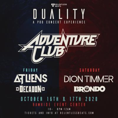 Adventure Club Duality
