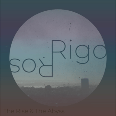 """""""The Rise & The Abyss"""" EP Cover by Rigo Ros"""